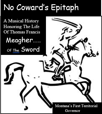 No Coward's Epitaph Poster